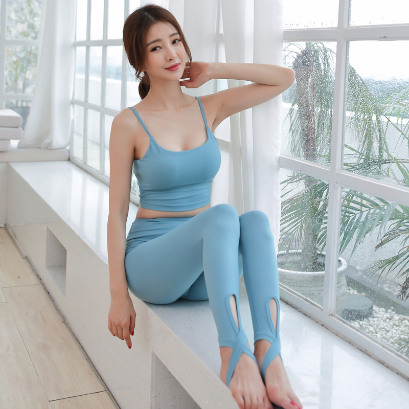 New Long Athletic Pants For Women, European And American Athletic Pants Absorb Sweat And Dry Quickly Thermal