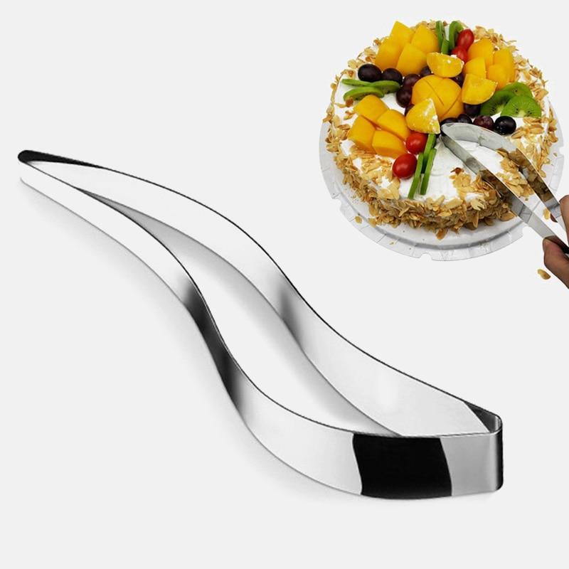 Cake Slicer Cutter | Stainless Steel 4