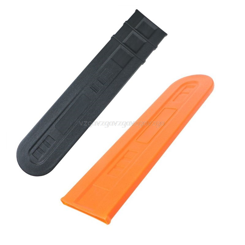 12/16/20/24in Chainsaw Bar Protective Cover Scabbard Protector Universal Guide Plate Holder Chain Saw Guide Sleeve Tools N29 19