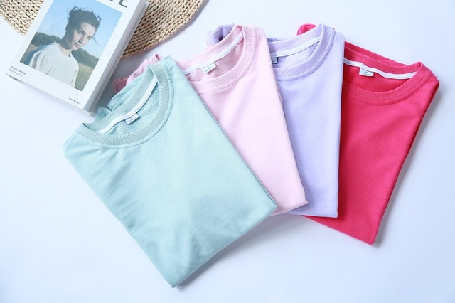 Toppies Summer Tracksuits Womens Two Peices Set Leisure Outfits Cotton Oversized T-shirts High Waist Shorts Candy Color Clothing 4