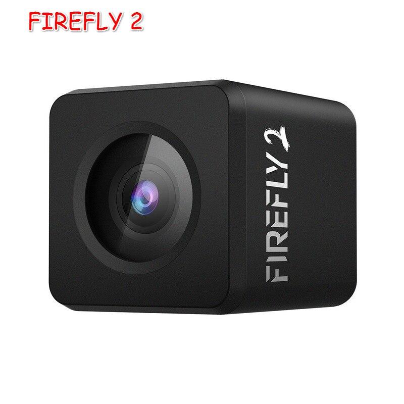 Hawkeye luciole Micro Cam 2 Mini caméra HD 2.5K étanche 160 degrés pour RC course Drone photographie aérienne FPV
