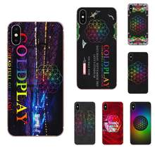 Luxury Phone Case Coldplay A Head Full Of Dreams 1 For Samsung Galaxy Note 5 8 9 S3 S4 S5 S6 S7 S8 S9 S10 5G mini Edge Plus Lite(China)