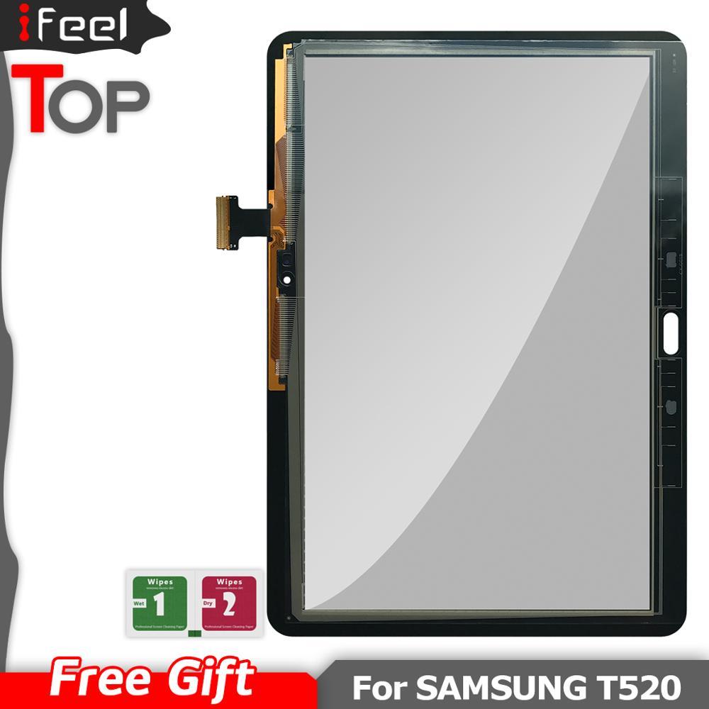 Для Samsung Galaxy Tab Pro SM-T520 T520 SM-T525 T525 сенсорный экран дигитайзер панель сенсор замена 10,1