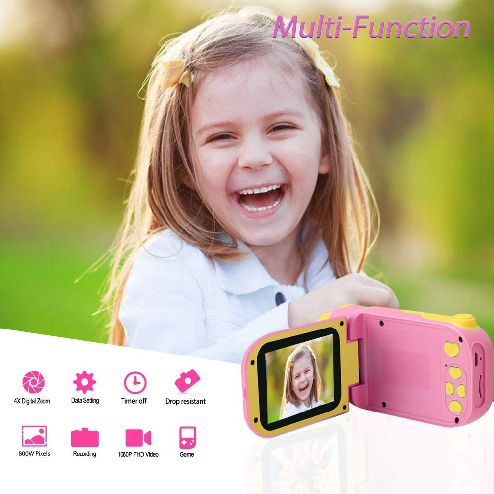 Kids CChildren Kids Digital Camera Educational Rechargeable Toys For Children Baby Gifts Birthday Gift Digital Camera| |   - AliExpress