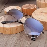 cubojue gradient sunglasses aviation men women brand designer sun glasses for man woman fashion case free