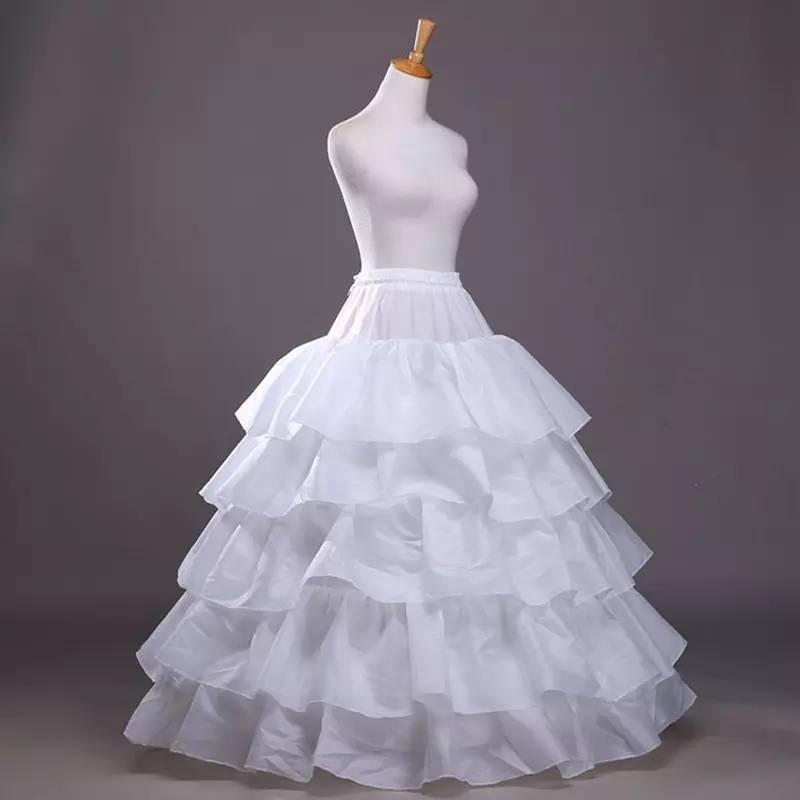 New Wedding Petticoat Bridal Hoop Prom Underskirt Fancy Skirt