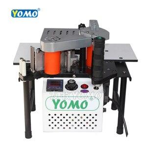 Image 1 - MY50 lavorazione del legno macchina bordatrice portatile in legno PVC Bordo Manuale Bander Doppio Lato Incollaggio 110V/220V 1200W