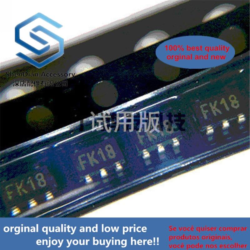 10pcs 100% Orginal New LK112M18TR LDO Low Dropout Regulator IC 1.8V SMD SOT-153 SOT23-5