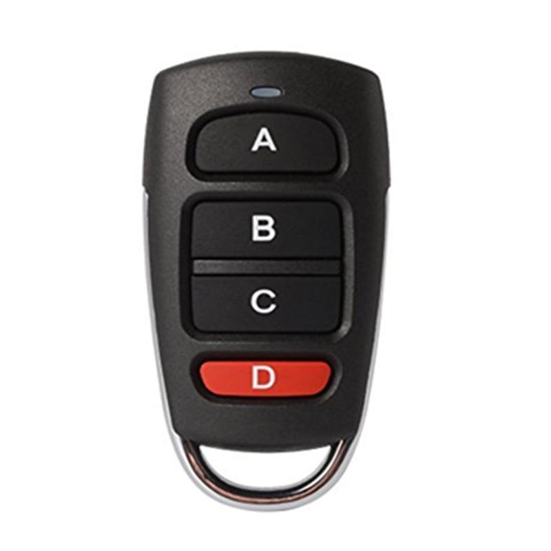 433.92mhz Remote Control Duplicator For MARANTEC AVIDSEN PROTELO SEAV TELCOMA TELETASTER V2 For Garage Door Gate