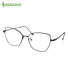 SOOLALA Schmetterling Lesebrille Frauen Brille Frau Optic Rahmen Presbyopie Brille w/Geschenk Pack + 0,5 0,75 1,0 1,5 zu 4,5 5,0