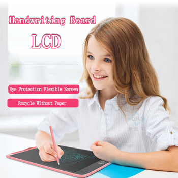 Children LCD Handwritten Drawing Writing Board Protect Eyes Color Erasure Early Educational Toys Graffiti Books Intelligence Pad 1