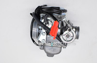 Suitable for KYMCO GY6 125cc scooter ATV carburetor GY6 125 PD24J Carburetor assembly