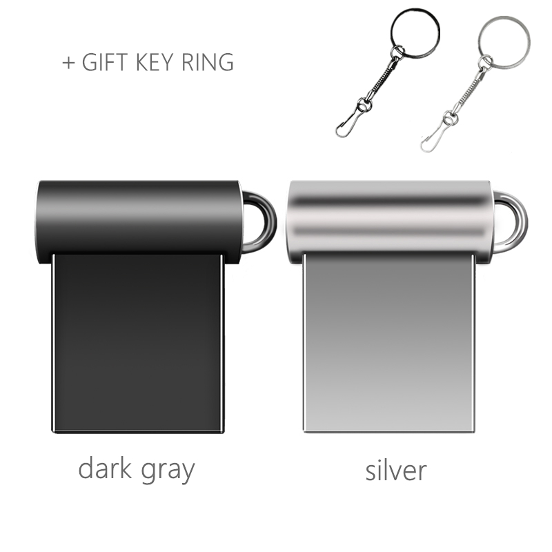 Металлический флеш-накопитель Mini-USB флэш-накопитель миниатюрный флэш-накопитель U накопитель u-диск флеш-накопитель Usb Стик небольшой подаро...