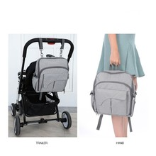 Backpack Changing-Bag Mommy-Diaper Nappy Large-Capacity Muti-Function Babies Maternity