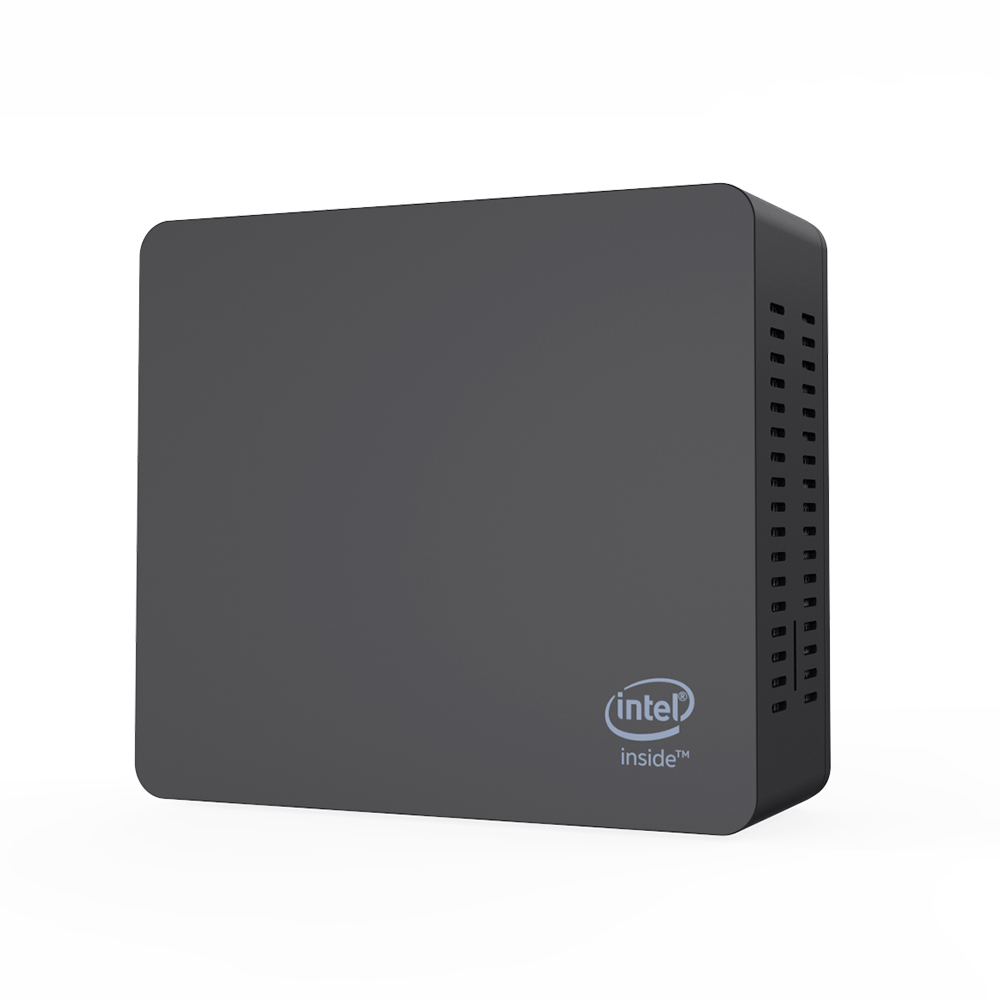 AP35 WIN10 Mini PC Intel Pentium J3355 LPDDR4 4GB EMMC 64GB  2*HD Output 4*USB3.0 Gigabit LAN 4K HTPC NUC Windows 10 Mini Pc