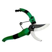 Pruning Shears Strong Carbon Garden Hand Pruner Secateurs Cutter Plants Tool Branch Shears Fruit Branch Scissors