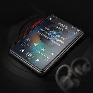 Image 3 - BENJIE X5 2.5 inç dokunmatik ekran Bluetooth5.0 MP3 oynatıcı dahili hoparlör desteği FM radyo kayıt Video e kitap MP3 oyuncu