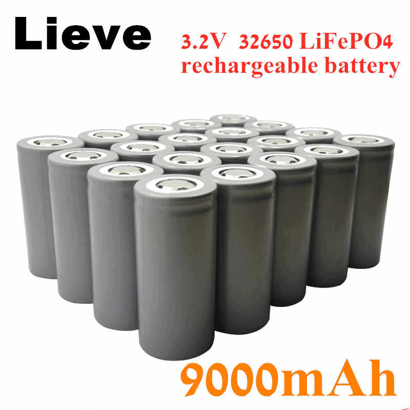 2020 Original 3.2V 32700 batterie 9000mAh LiFePO4 batterie 35A décharge continue Maximum 55A haute puissance batterie