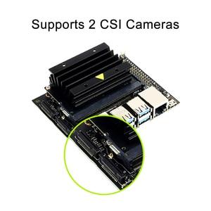 Image 3 - Kit de développement nvidia jetson nano petit ordinateur puissant pour le développement dia prenant en charge plusieurs réseaux neuronaux en parallèle