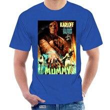 Die Mumie K Freund Poster Männer Lustige T-shirt Harajuku Top T Shirts 3D Print T Shirt Schädel T-Shirts Herren Top @ 025721