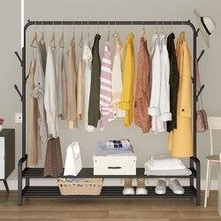 Складные напольные вешалки для одежды-Вешалки для одежды с лошадьми, вешалка для одежды