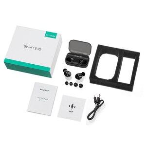 Image 5 - BlitzWolf FYE3S FYE3 TWS gerçek kablosuz Bluetooth 5.0 kulak kulaklık 2600mAh pil şarj dijital güç göstergesi spor kulaklıklar