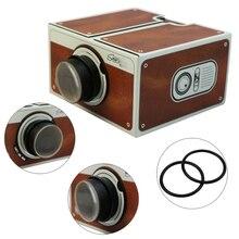 Portable Cardboard Smartphone Projector 2.0 DIY Mobile Phone Cinema Theater