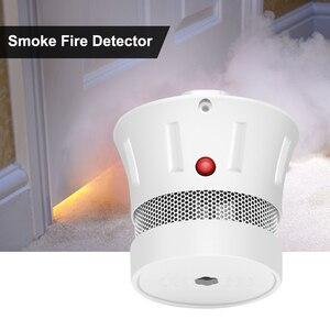 Image 4 - CPVan 2pcs/Lot Smoke Detector 10 Years Battery CE Certifed EN14604 Smoke Alarm Detector Sensor Fire Alarm For Home Security