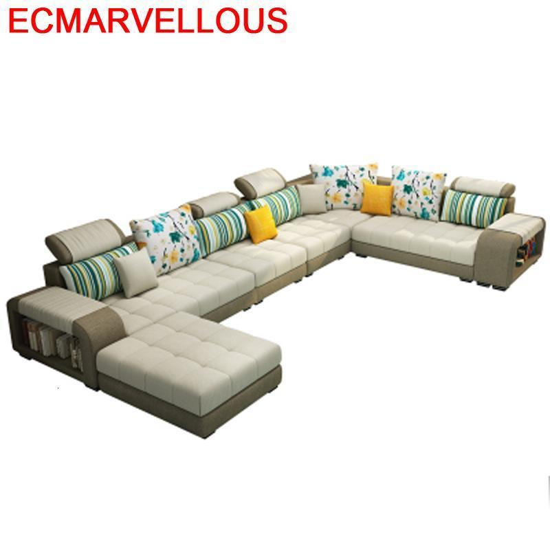 Koltuk Pouf Moderne Home Meble Moderno Puff Para Meubel Zitzak Kanepe Set Living Room Furniture Mueble De Sala Mobilya Sofa