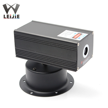 цена на 532nm 200mW 11V 1A 135*66*54mm High Power Fat Beam Green Laser Module With stand can shake head Stage Light Fixed Focus