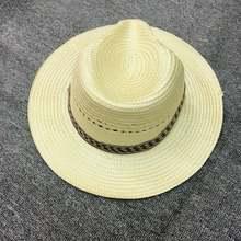 Мужская Солнцезащитная шапка из коровьей кожи с козырьком летний