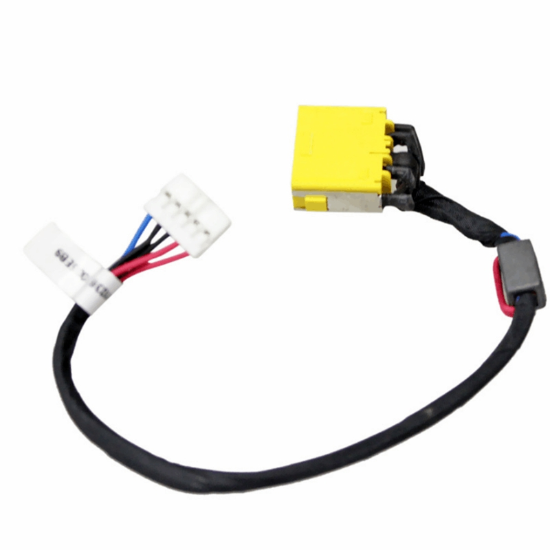 DC Jack Power Cable For Lenovo G500 G505 Charging Wire Socket Connector