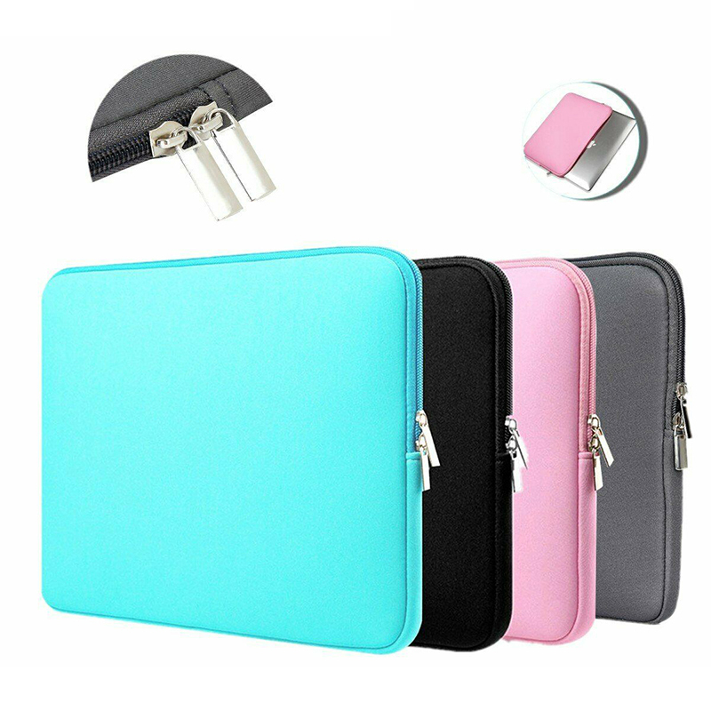 Laptop Storage Bag Case For MacBook Air Pro 11 13 14 15 Inch Laptop Sleeve Tablet Case Cover For IPad Notebook Pouch