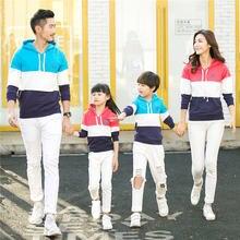 Повседневная Одинаковая одежда для всей семьи; Одежда влюбленных