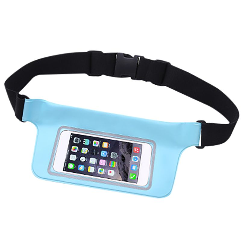 Outdoor Waterproof Underwater Dry Pouch Waist Belt Bum Bags Swimming Storage Bag Diving Bags