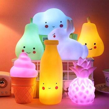 Lámpara LED de decoración de interior para niños, farolillo de regalo de...