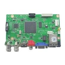 4 chハイブリッドdvrボード 5MP N H.265 nvr dvrセキュリティcctvビデオレコーダー 4 チャンネルボード