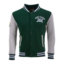 Cardigan Baseball Men for Jacket Sports-Coat V-Neck Autumn 361-Degree Men's Casual Fashion