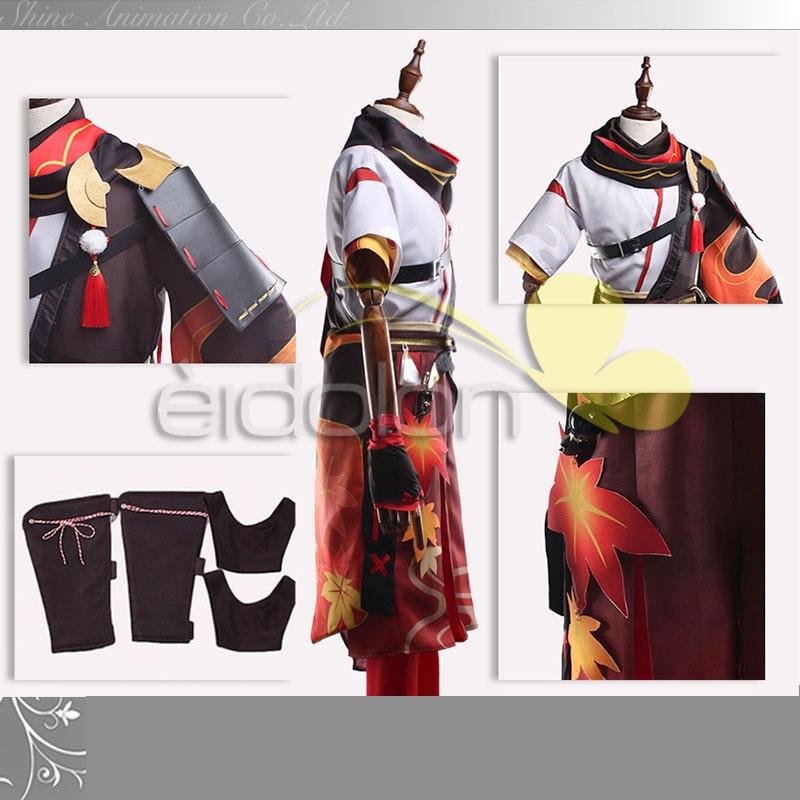 terno uniforme halloween carnaval festa roupa para