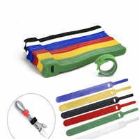 NEUE Kabel Veranstalter Draht Wickler Clip Kopfhörer Halter Maus Kabel Protector HDMI Kabel Management Für iPhone Samsung USB Kabel