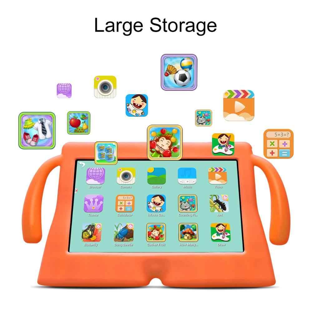 7 Inch Kids Tablet Kinderen Leren Onderwijs Tablet Beste Cadeau Voor Kinderen Android 8.1 Quad Core 1 Gb 16 Gb tablet Computer