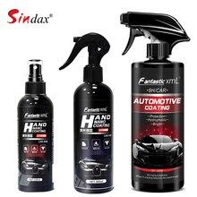 Spray Ceramic Car Coating Sealant Repellent Nano Glass Polishing Plated Crystal Liquid Hydrophobic Coating Paint Care Coating