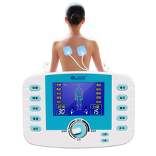 Voice-10-Modes Massage Acupuncture TENS Muscle-Stimulator Full-Body-Relaxation Smart