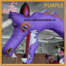 Wener Дракон воздушный змей линия прачечная, надувной воздушный змей для шоу от Weifang Kaixuan воздушный змей завод