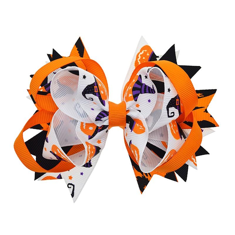 Halloween Calabaza Carrete Completo 9mm//16mm Cinta de Grogrén Araña espeluznante Truco tratar