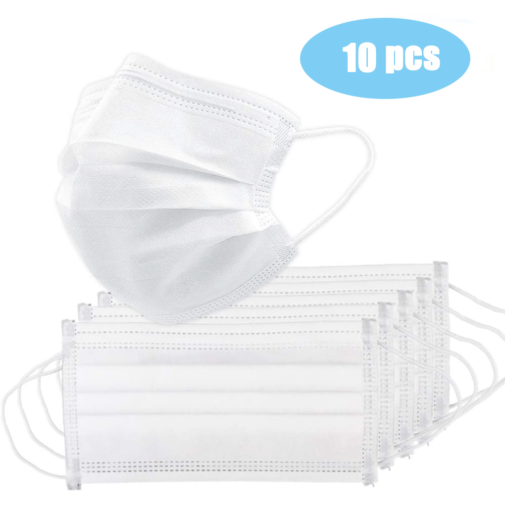Image 5 - Mouth Mask Disposable Black Cotton Mouth Face Mask Mask Anti Dust  Mask Earloop Activated Black Mask KN95 Mask DropshippingMasks   -