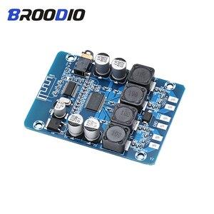 Image 3 - TPA3118 Bluetooth Amplifier Board Dual Channel 2*45W Stereo Audio Bluetooth Digital power Amplifier DC12 28V For Amplifiers DIY