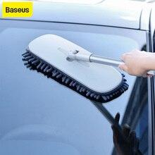 Baseus ممسحة قابلة للفصل وقابلة للتعديل ، فرشاة تنظيف السيارة ، ملحقات السيارة ، للاستخدام المنزلي
