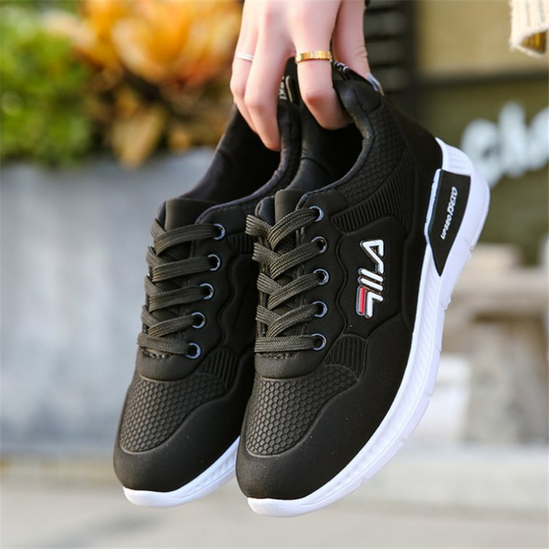 Basket Femme 2020 Casual Shoes Women Breathable Sneakers Walking Flat Leisure Slip On Shoes Chaussures Femme Tenis Feminino