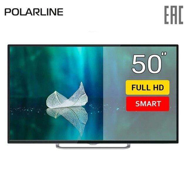"Телевизор 50"" Polarline 50PL51TC-SM FullHD SmartTV"